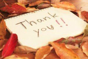 Intentionally thankful thanks - Dollarphotoclub_90209075