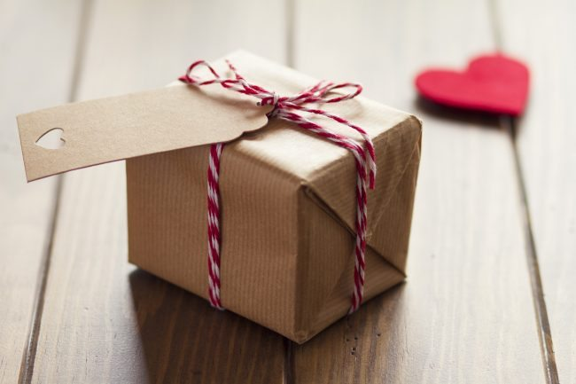 care package of love Adobe stock