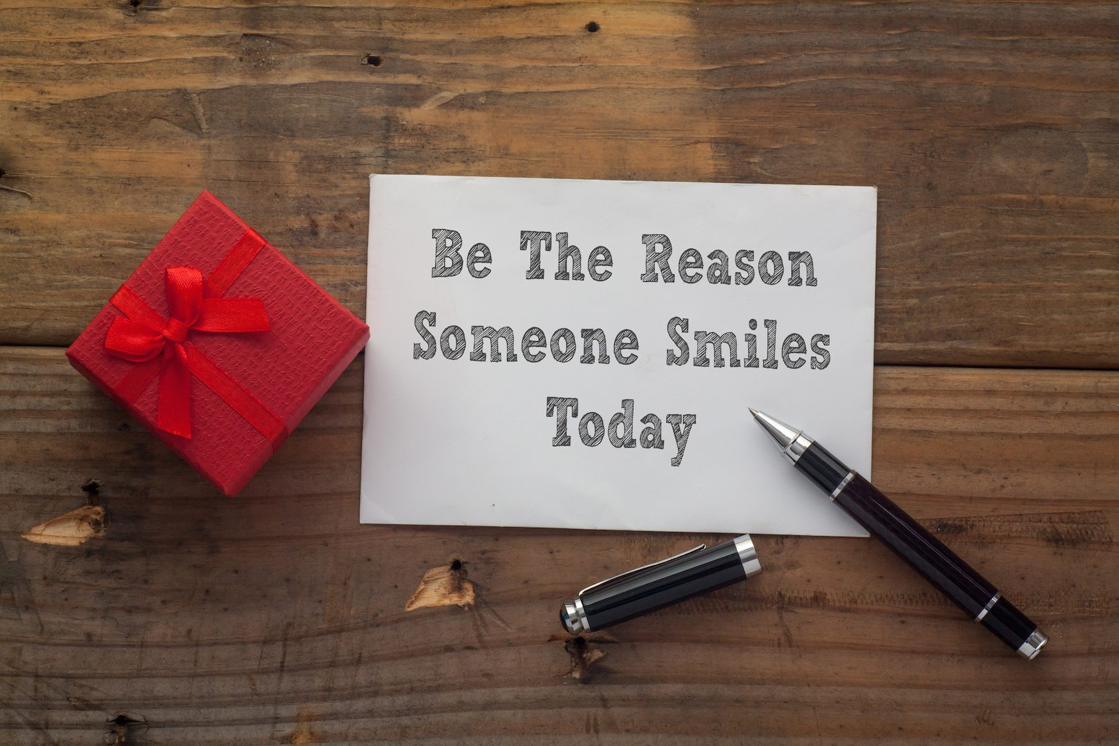 Life is a gift Be The Reason kindness - Adobe Stock