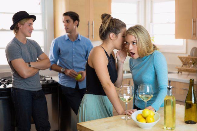 Adobe Stock Women gossiping in Sin