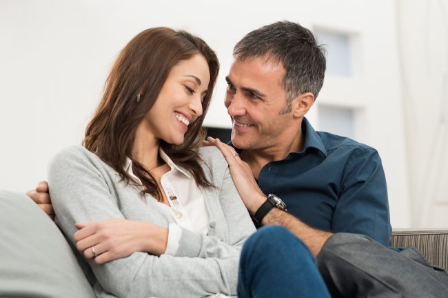 Encouragement loving couple AdobeStock_64465836 copy