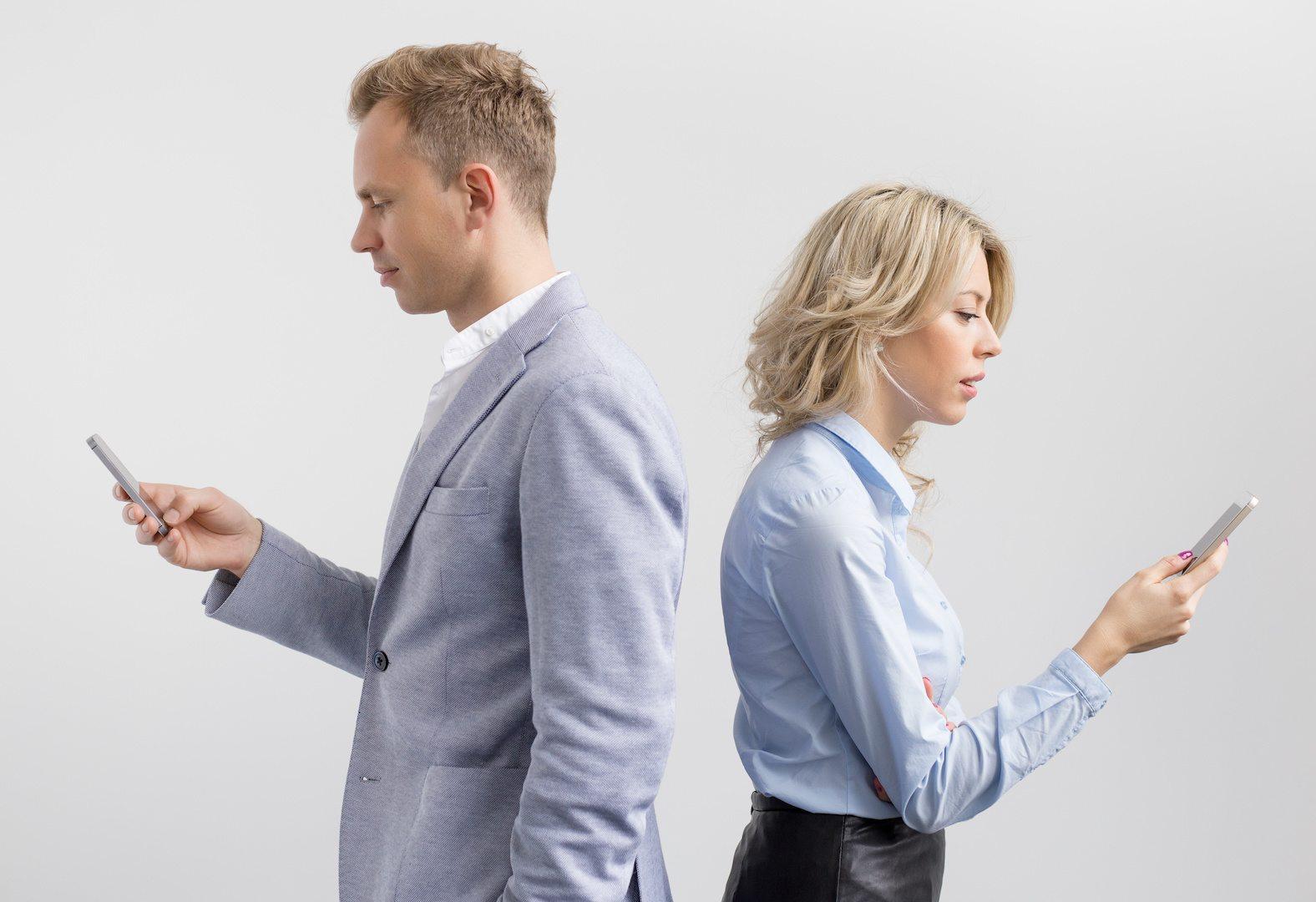 Digital invasion in marriage AdobeStock_80510832 copy