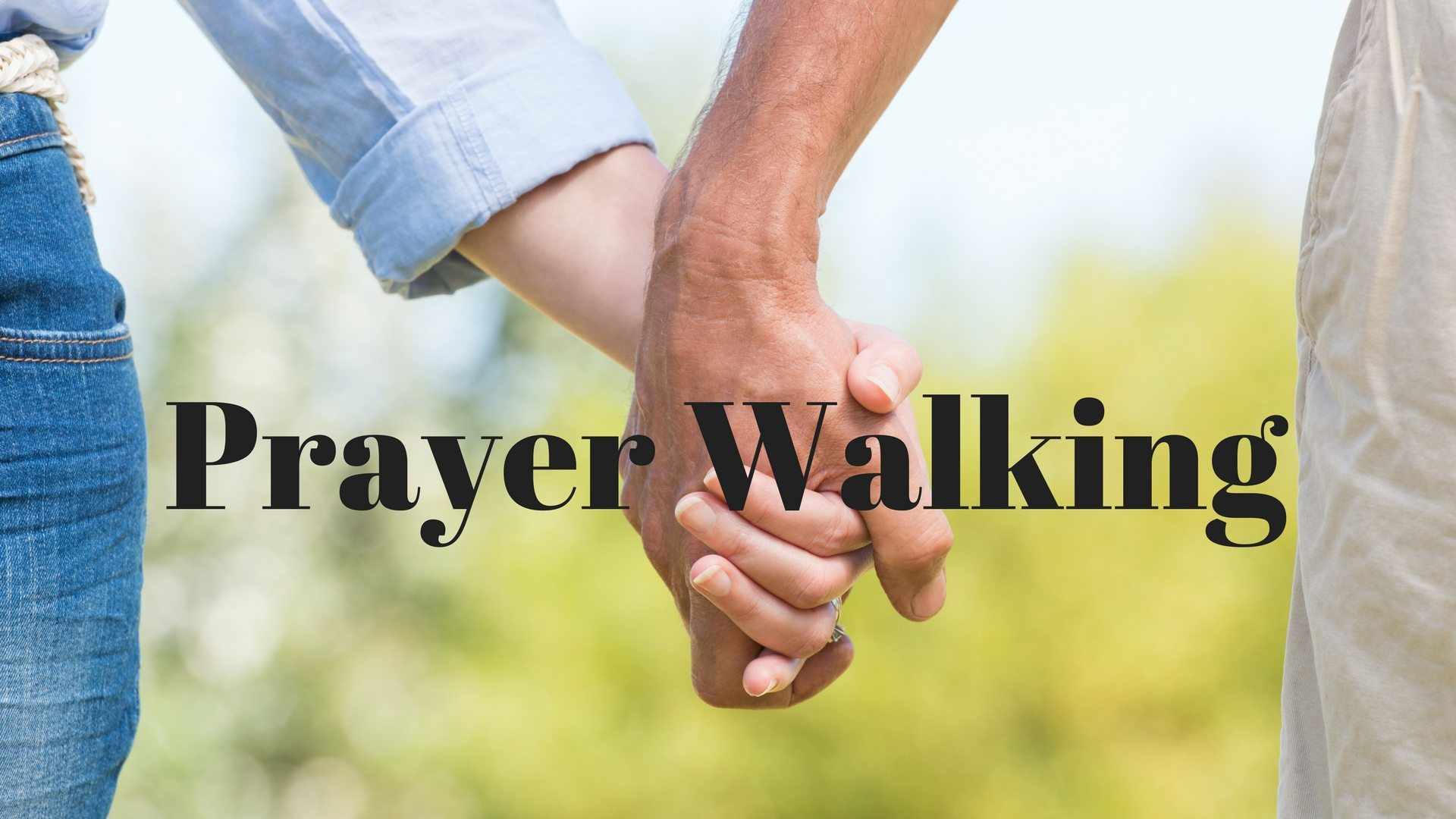 Prayer Walking - Canva - Adobe Stock