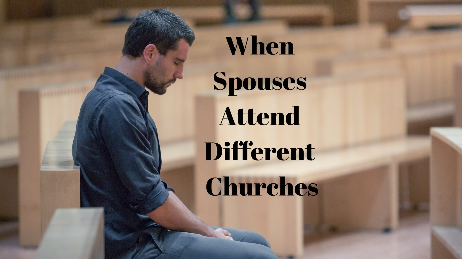 Spouses different churches - Stock Adobe Canva