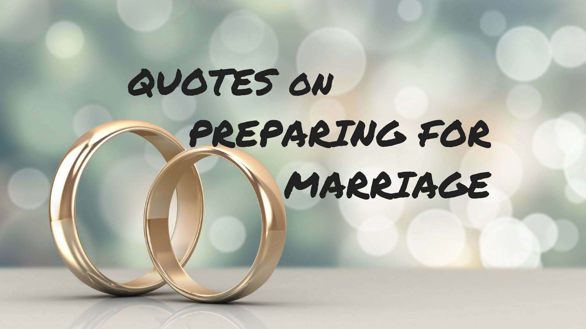 QUOTES on PREPARING for MARRIAGE - Adobe Stock - Canva