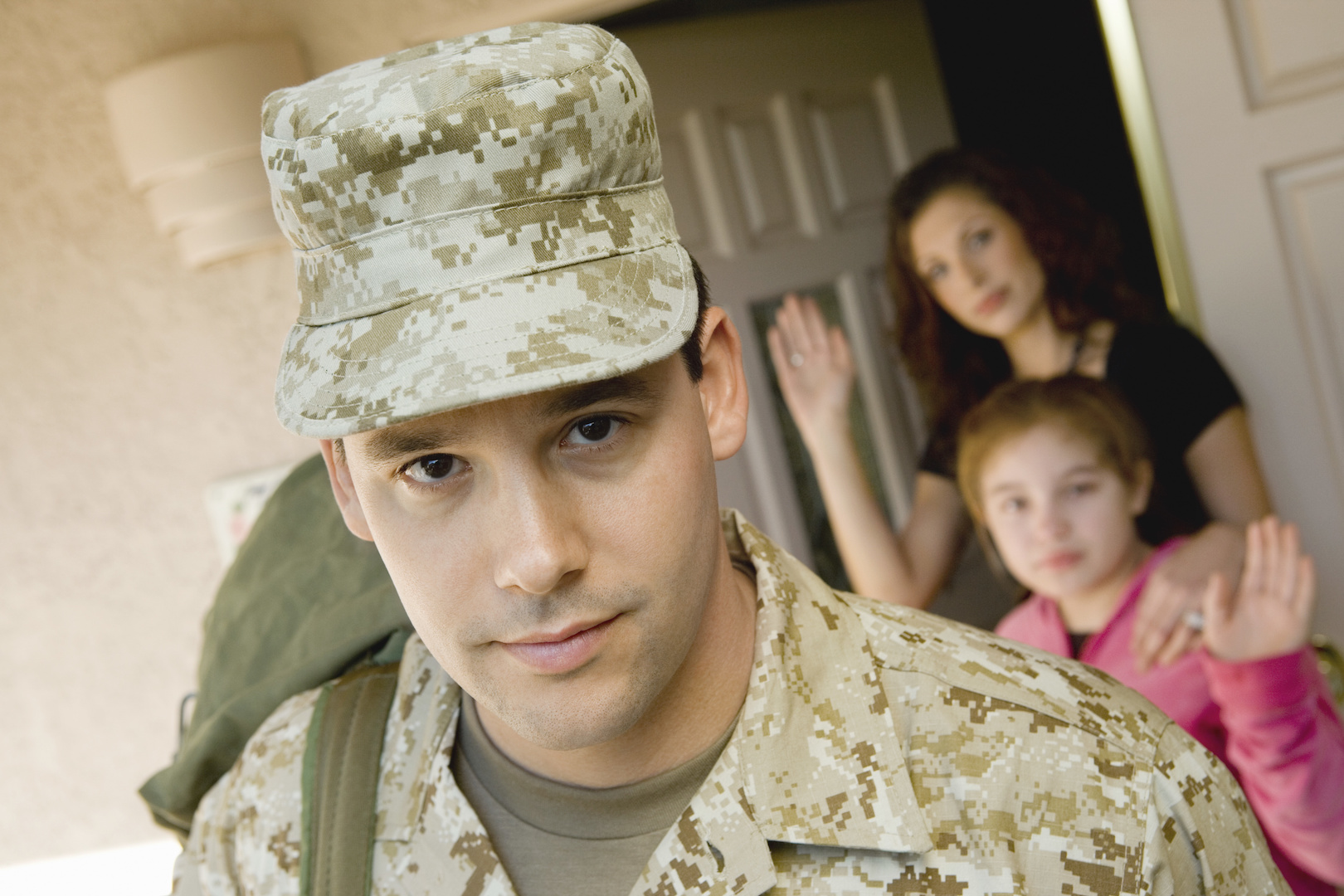 Military Marriage - AdobeStock_129846101 copy