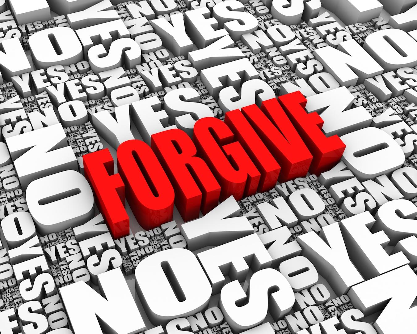 Forgiveness testimonies - AdobeStock_37615568