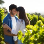 A Romantic Vineyard of Creative Dates