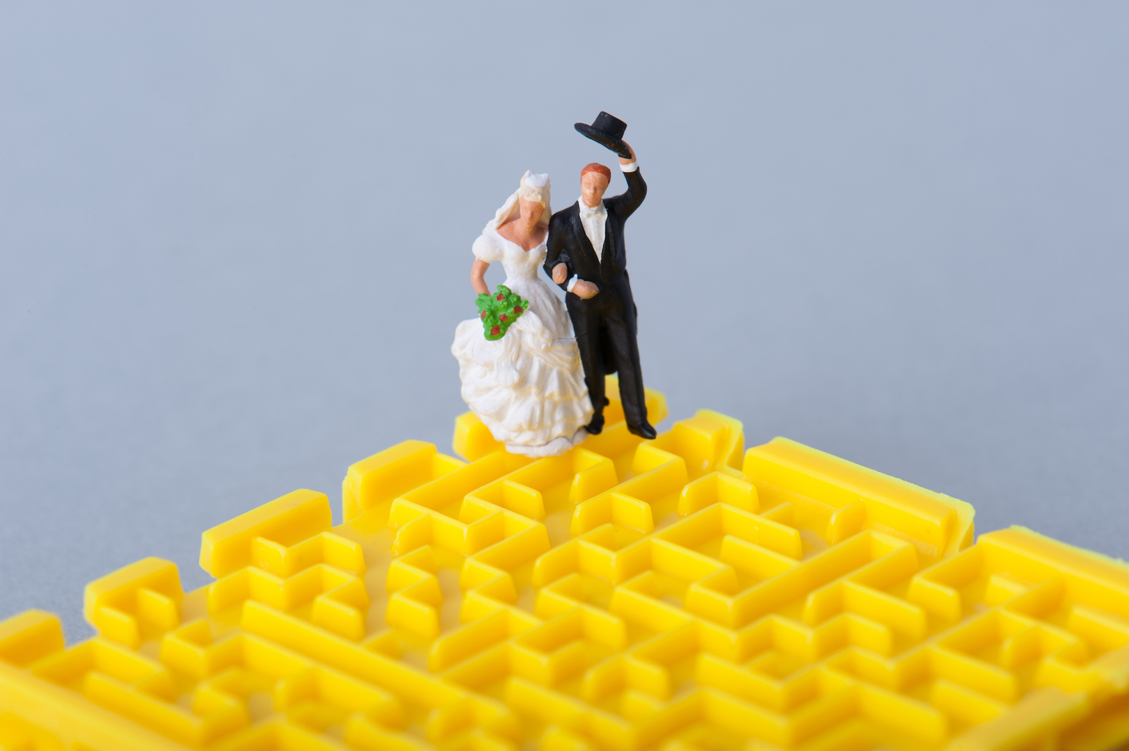 Assorted Marriage Issues - AdobeStock_92329334