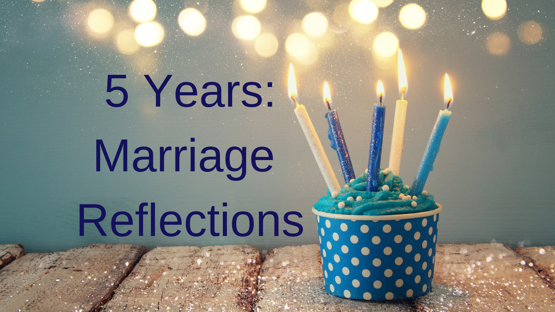 5 Years Marriage Reflections - Adobe Stock - Canva