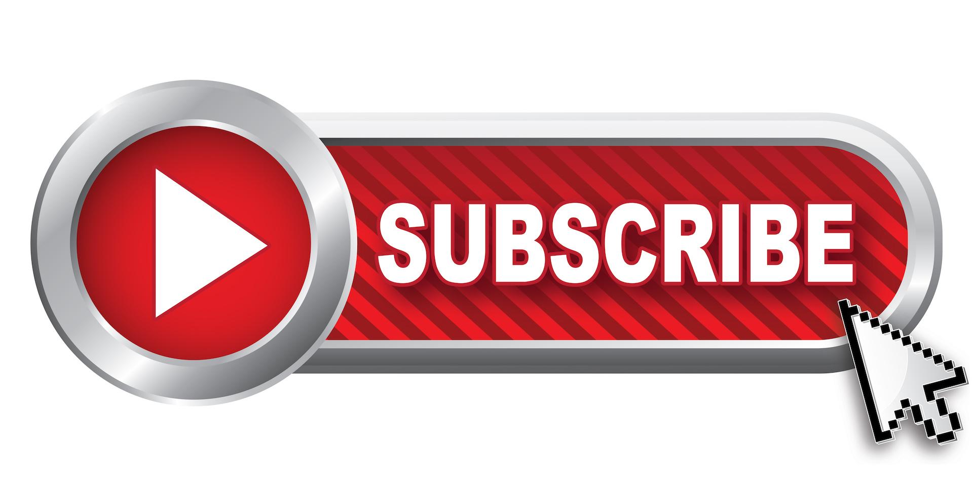 subscribe icon - AdobeStock_300285847