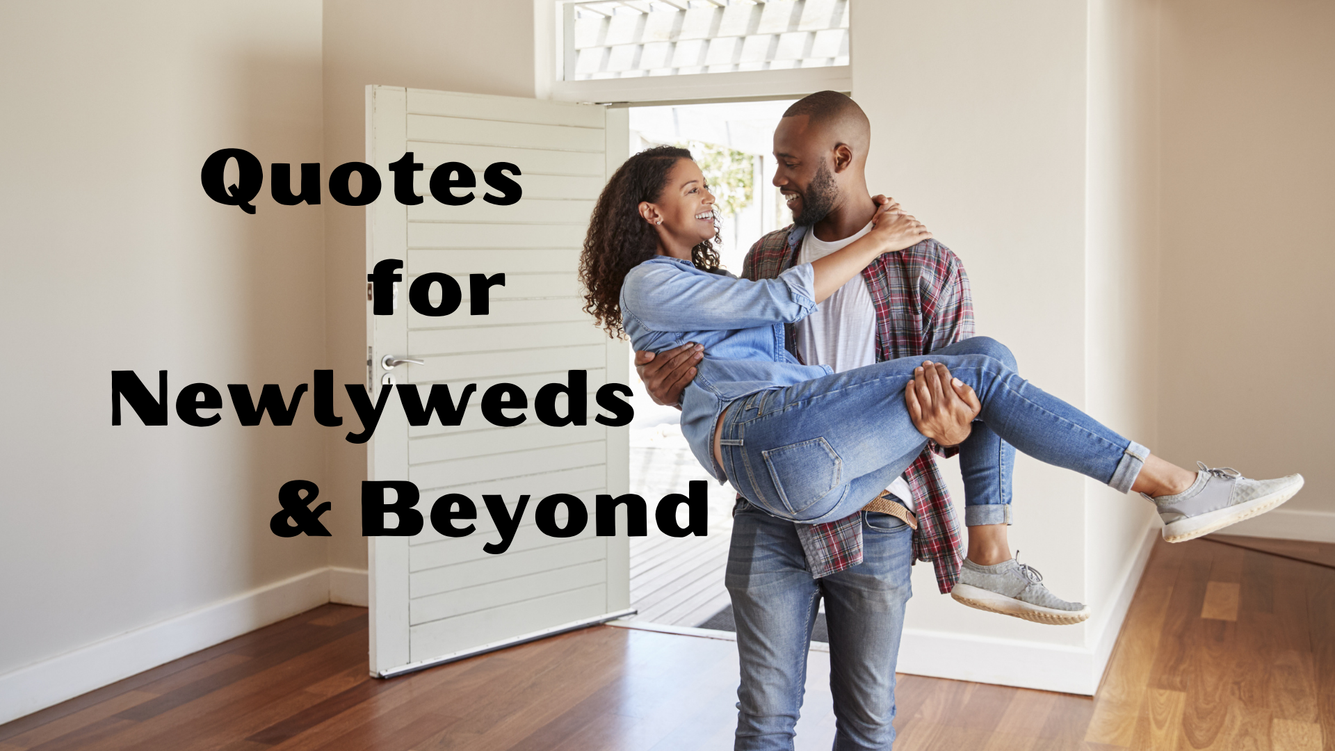 Quotes for Newlyweds